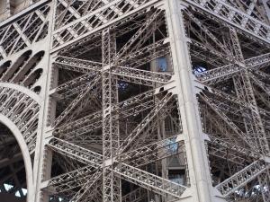 zastosowanie stali w przemyśle budowlanym - wieża Eiffla