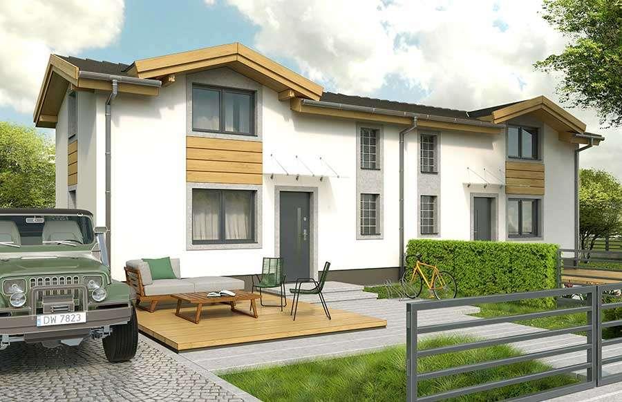 projekt-domu-w-zabudowie-blizniaczej